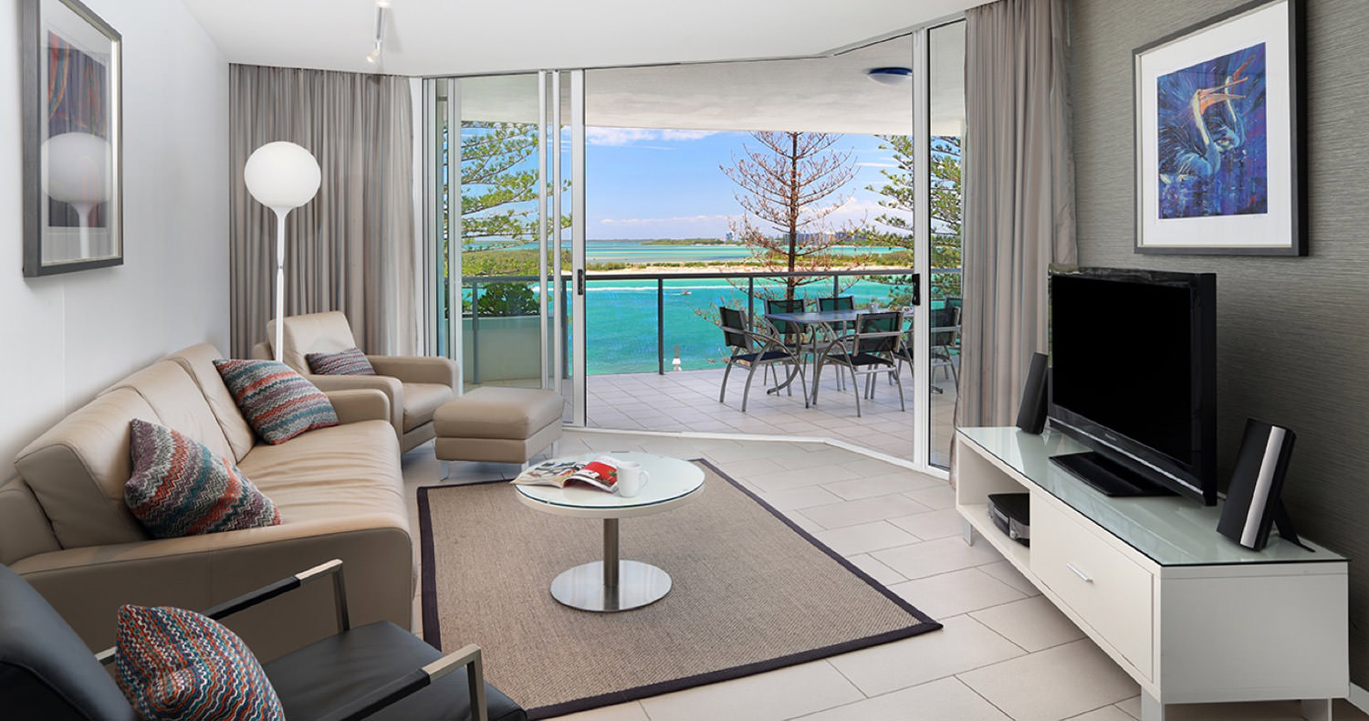 Beachfront Holiday Apartments In Caloundra Rumba Beach