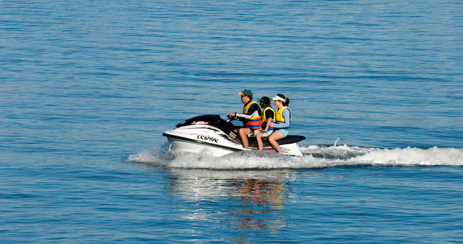 Jet-Ski Adventure Package