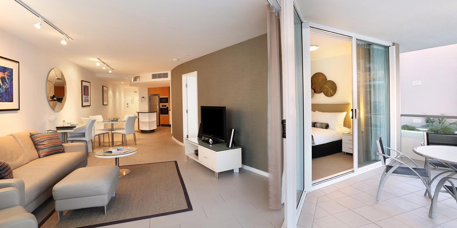 Ocean View Apartment Caloundra