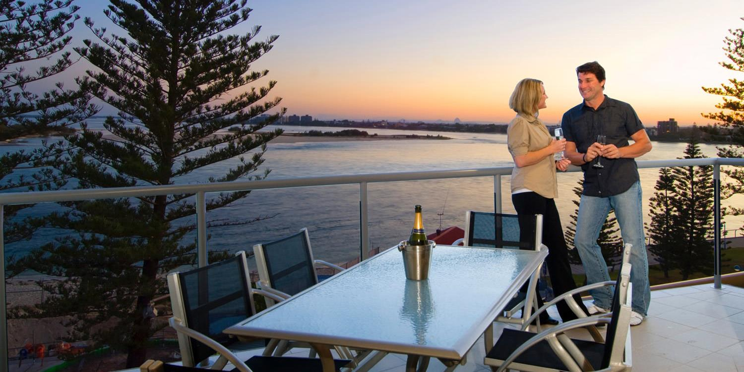 Caloundra Resort Accommodation