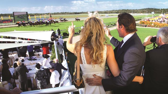 Day out at The Races