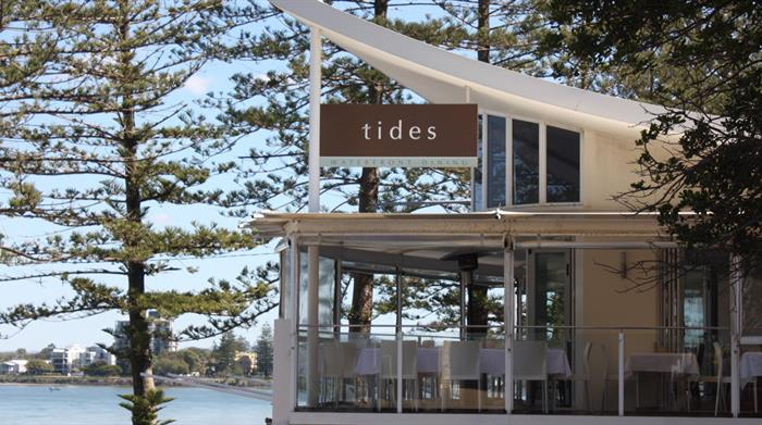 Tides Waterfront Dining